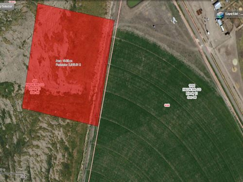 10 Acre Lot In Saragosa : Saragosa : Reeves County : Texas