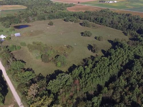 67 Acres Audrain Co Rd 625 : Laddonia : Audrain County : Missouri