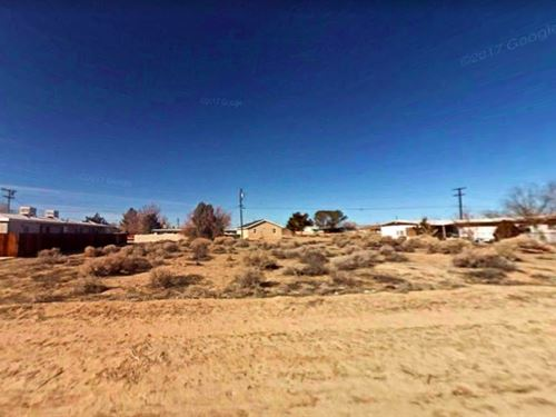 .22 Acres In North Edwards, ca : North Edwards : Kern County : California