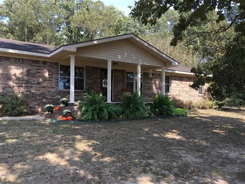 This Large Home on 29 Acres Wit : Cord : Independence County : Arkansas