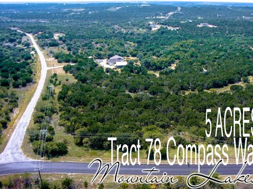 5.01 Acres In Erath County : Bluff Dale : Erath County : Texas