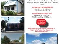 Properties Near Rio Grande Valley : Mercedes : Hidalgo County : Texas