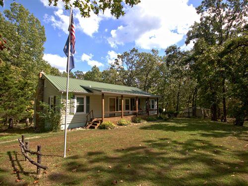 50 Acres Eugene Rd Miller County : Eugene : Miller County : Missouri