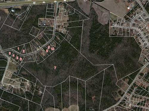 69 Acres in Cabarrus County : Concord : Cabarrus County : North Carolina