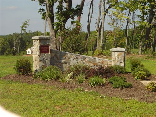 Huge Reduction Lots Sugartree Manor : Danville : Pittsylvania County : Virginia