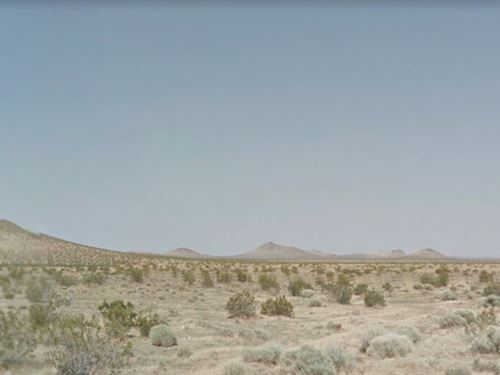 2.5 Acres In Mojave, CA : Mojave : Kern County : California