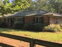2 Bedroom Home On 6 Acres : Troy : Pike County : Alabama