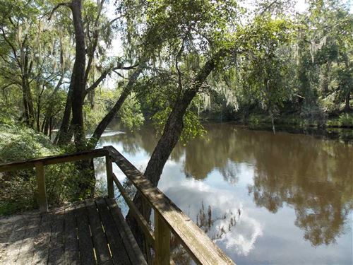 2832 SW 66th Drive River Lot : Jasper : Hamilton County : Florida