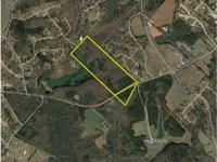61 Beautiful Rolling Acres With : Seneca : Oconee County : South Carolina