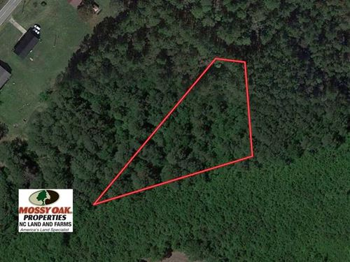 1 Acres of Residential Land fo : Lumberton : Robeson County : North Carolina