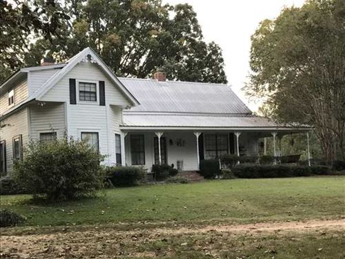 294 Acres, With Beautiful Remo : Lexington : Holmes County : Mississippi