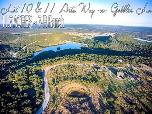 11.7 Acres In Palo Pinto County : Gordon : Palo Pinto County : Texas