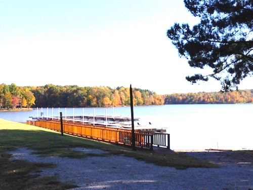 Waterfront Property On Private Lake : Cedar Grove : Carroll County : Tennessee