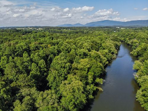 300 Feet Of River Frontage : Benton : Polk County : Tennessee