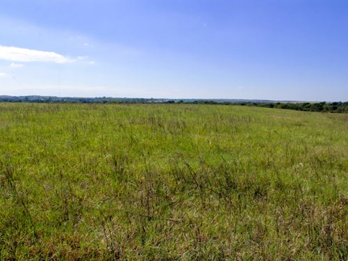 211 Acres Offered In 2 Tracts : Eakly : Caddo County : Oklahoma