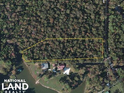 Weiss Lake Lot : Cedar Bluff : Cherokee County : Alabama