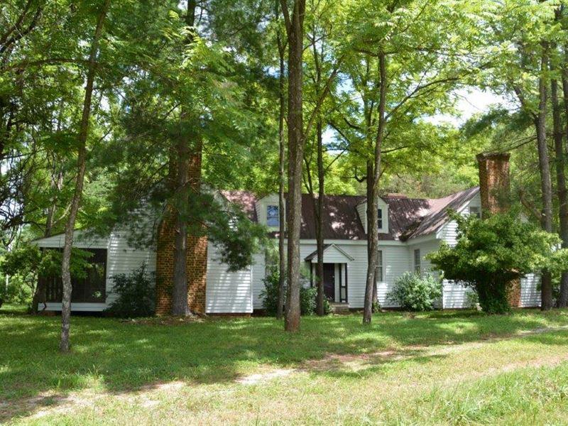 Manageable Manor : Meherrin : Prince Edward County : Virginia