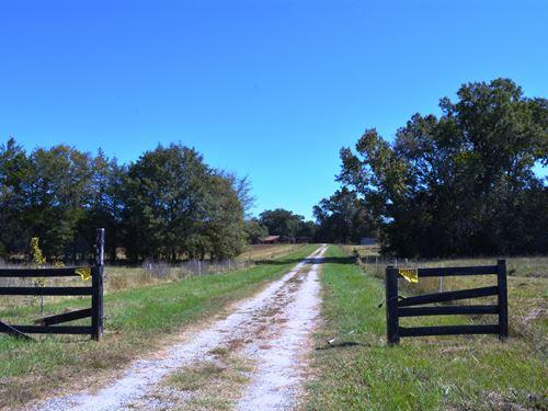 Mud Creek Farm : Calhoun Falls : Abbeville County : South Carolina
