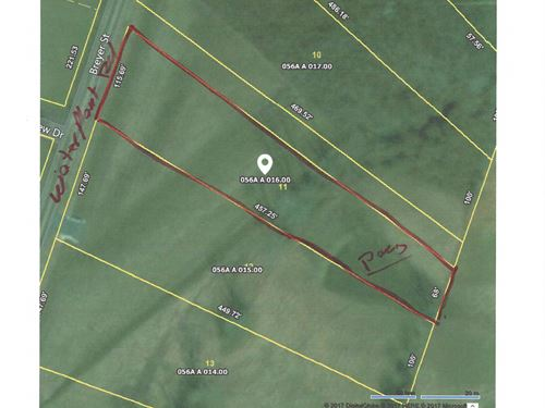 1.30 Ac City Limits, Pond, Creek, M : Celina : Clay County : Tennessee