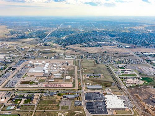 Commercial Land Auction : Aurora : Arapahoe County : Colorado