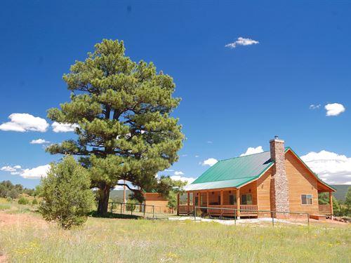 W Diamond Hunting Ranch : Ramah : Cibola County : New Mexico