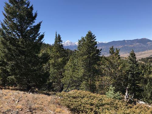 Forbes Wagon Creek Ranch - Lot 488 : Fort Garland : Costilla County : Colorado