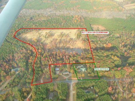 32 Acres Davis Academy Road : Madison : Morgan County : Georgia