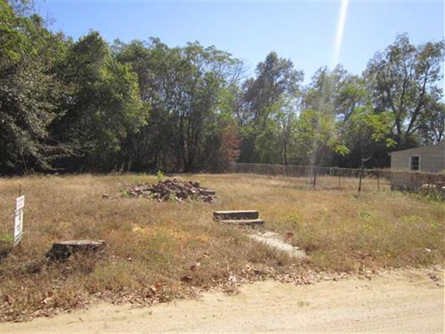 Vacant Residential Lot-$7500 : Eufaula : Barbour County : Alabama