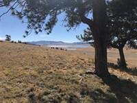 Spinney Mountain Reservoir Overlook : Hartsel : Park County : Colorado
