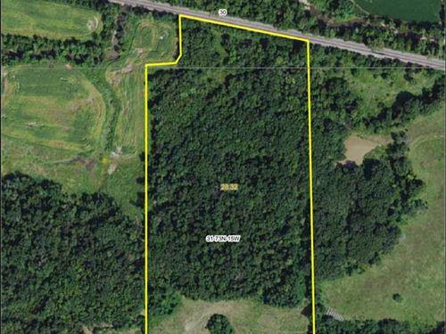 28 Acres M/L, Land For Sale Wapell : Ottumwa : Wapello County : Iowa