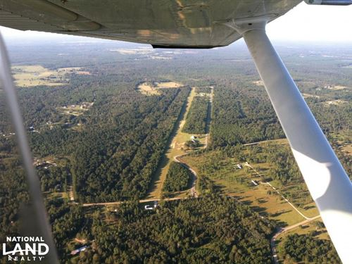 Air Park Near New Orleans : Perkinston : Hancock County : Mississippi