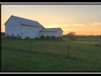Weber Walker Barn : Hilliard : Franklin County : Ohio