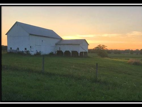 Weber Walker Barn : Hilliard : Franklin County : Ohio
