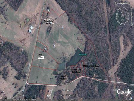 176+/-  Acre Farm : Madison : Morgan County : Georgia