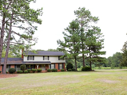Sumter County Ga Farm & Homeplace : Americus : Sumter County : Georgia