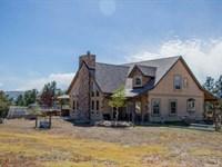 Eagle Springs Ranch : Cripple Creek : Teller County : Colorado