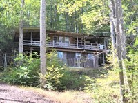 Secluded Hunting/Recreation Retreat : Hohenwald : Lewis County : Tennessee