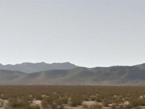 San Bernardino County, Ca $80,000 : Barstow : San Bernardino County : California