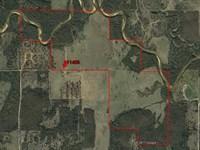 420 Acre Farm/Ranch For Sale : Sasakwa : Seminole County : Oklahoma