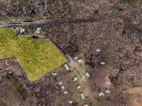 Land On Lexington Ave. Danville, Va : Danville : Danville City County : Virginia
