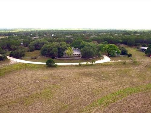 New Listing, 70 Acres With Home an : Harper : Kimble County : Texas