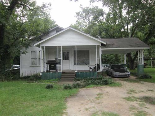 Great Investment Opportunity, 10 : Eufaula : Barbour County : Alabama