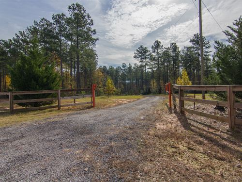 Wrye Tract-Mature Timber & Wildlife : Clinton : Laurens County : South Carolina