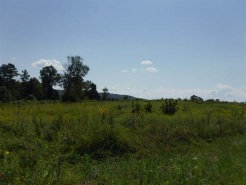 6.21 Ac Totally Open Pasture Level : Sparta : White County : Tennessee