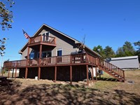 Furnished Cabin Near White River : Mountain View : Izard County : Arkansas
