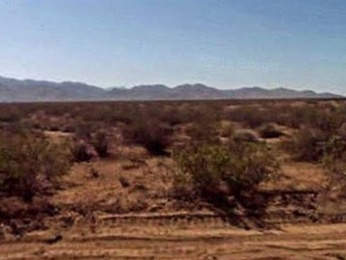 Mohave County, Az $12,000 Neg : Dolan Springs : Mohave County : Arizona