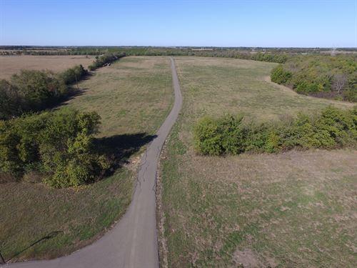 Lamar County 143 Acre Ranch : Paris : Lamar County : Texas