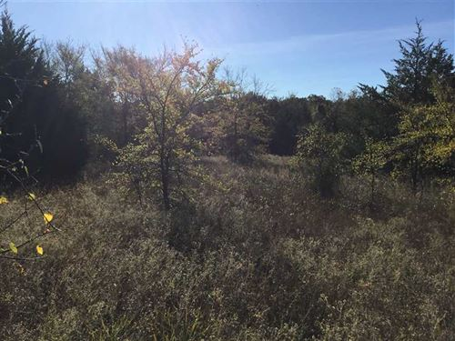1.86 Acres County Road 147 Lot 3 : Gainesville : Cooke County : Texas