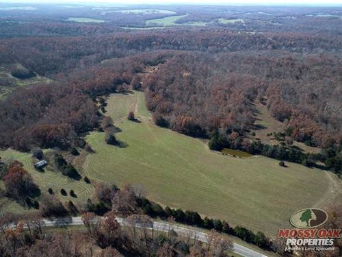 Reduced, 118 Acres in Long Lane, : Long Lane : Dallas County : Missouri