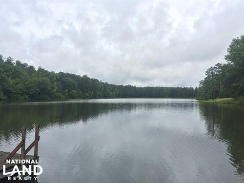 Buck Hill And Lake Hopson Tract : Fayette : Lamar County : Alabama